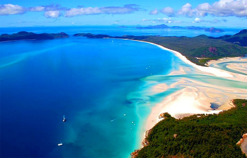 Whitsunday's
