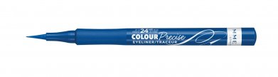 Rimmel Colour Precise Eyeliner Blue Open