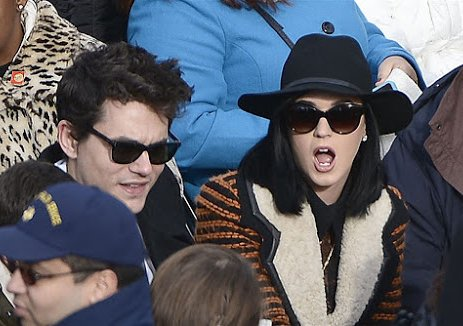 KISS AND TELL: KATY OPEN OVER BEDKWALITEITEN JOHN MAYER