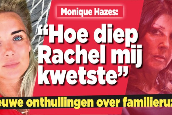Monique Hazes.