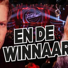 Grote ontknoping The Voice. En de winnaar is……..