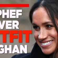 Ophef in Britse pers over outfit Meghan