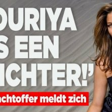 'Touriya Haoud is een oplichtster!'