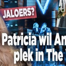 Patricia Paay jaloers op Angela