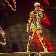 Katy Perry last muziekpauze in