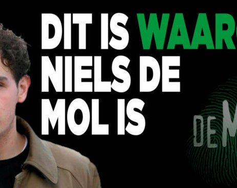 Dit is waarom Nielson de mol is