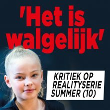 Felle reacties op realityserie Summer (10)