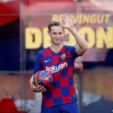 Frenkie levert twee ton salaris in…per week!