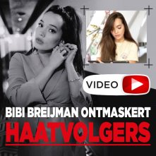 Angstige Bibi Breijman door haatreacties