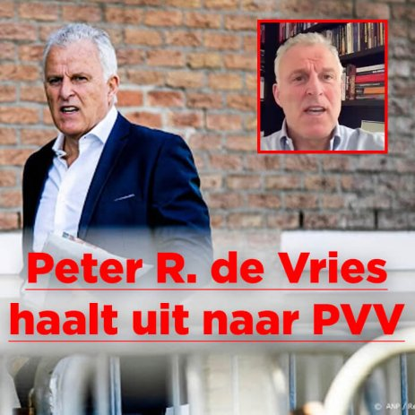 Peter R. de Vries geeft mening over boerkaverbod
