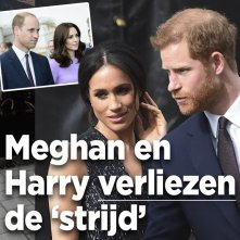 William en Kate winnen van Harry en Meghan op Instagram