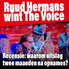 Country-Ruud wint The Voice Senior