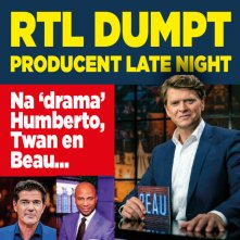 RTL 'dumpt' productiebedrijf Blue Circle na falende RTL Late Night
