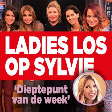 Ladies over Sylvie: 'Leer een vak'