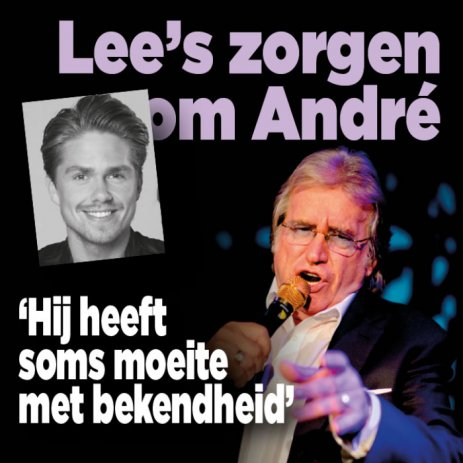 Lee openhartig over André Hazes én Monique