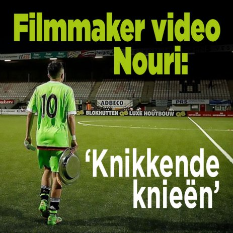 Filmmaker 'met knikkende knieën' in de Arena na video over Nouri