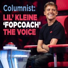 Lil' Kleine neergesabeld als 'fopcoach' in The Voice
