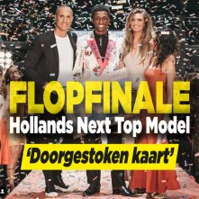 Finale Hollands Next Top Model enorme 'tegenvaller'