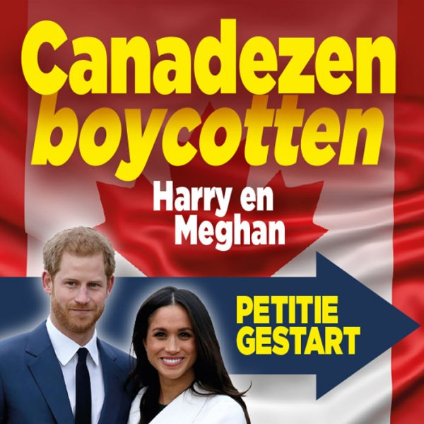 Harry Meghan in Canada