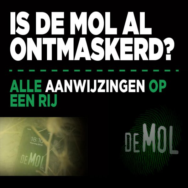 Wie is de Mol