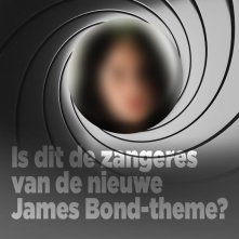 Is dit de zangeres van de nieuwe James Bond-theme?!