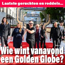 Titanen strijden in Beverly Hills om Golden Globes