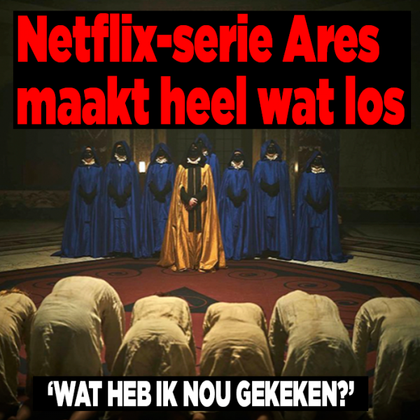 netflix-serie 'ares'