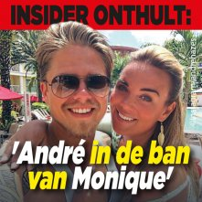 'André in de ban van Monique'