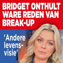 Bridget onthult ware reden van break-up