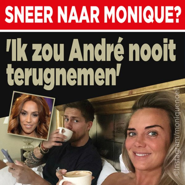 Sneer naar Monique