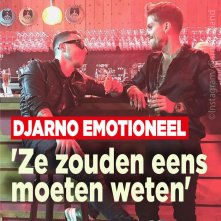 Djarno emotioneel over André Hazes
