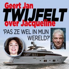 Geert Jan twijfelt over Jacqueline
