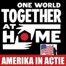 Toppers Amerika in Together at Home in actie tegen corona