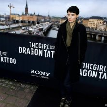 Girl With The Dragon Tattoo-serie in de maak