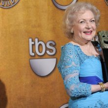 Golden Girl Betty White (98) drinkt nog graag een wodka-martini