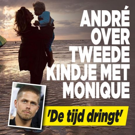 André en Monique over tweede kindje