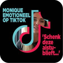 Monique Westenberg doet emotionele oproep op TikTok