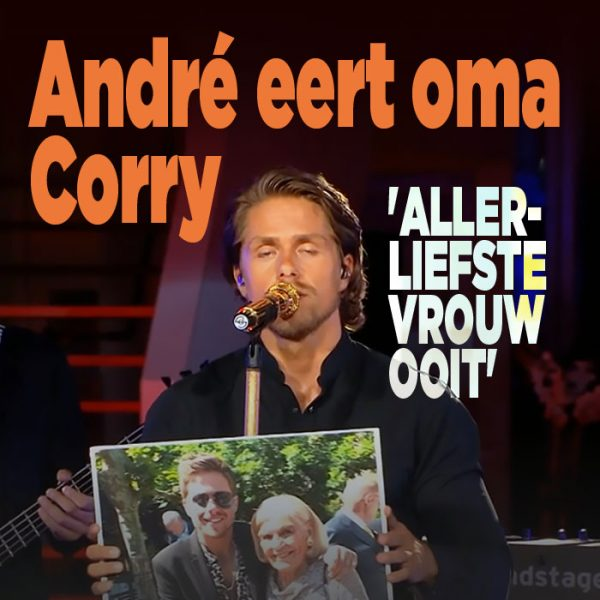 Andre eert oma