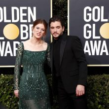 GoT-koppel Kit Harington en Rose Leslie in verwachting