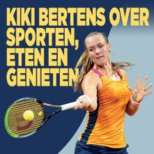 Kiki over Tennis met Kiki Bertens
