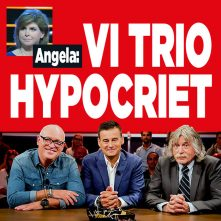 Angela de Jong: VI-trio is hypocriet