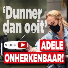 VIDEO: 'Adele dunner dan ooit'