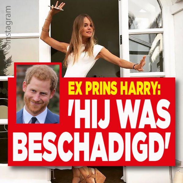 Ex prins Harry