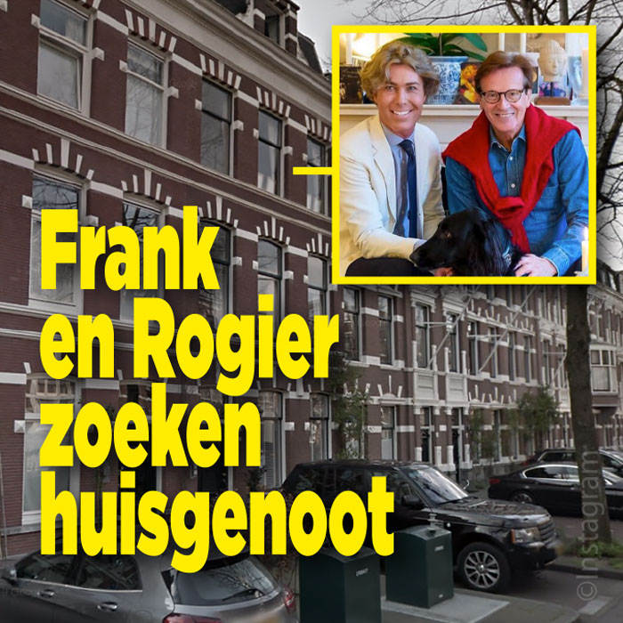 Frank and Rogier