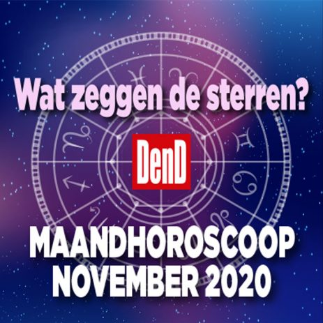 Maandhoroscoop november 2020