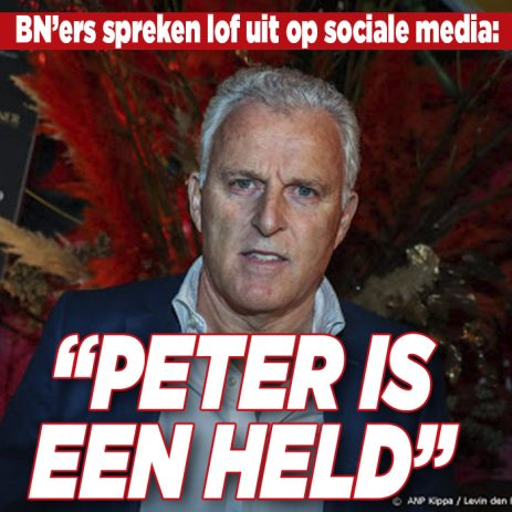 'Peter R. de Vries is een held'