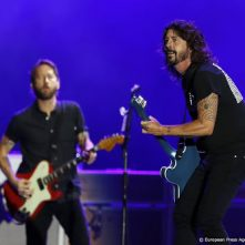 Foo Fighters vinden Donald Trump 'een clown'