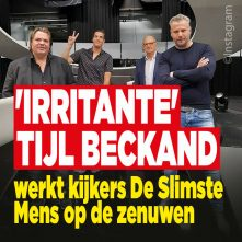 Tijl Beckand is 'De Irritantste Mens'