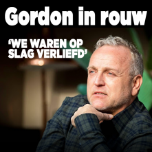 Gordon in rouw