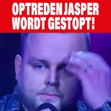 Mysterie Jasper van The Voice of Holland